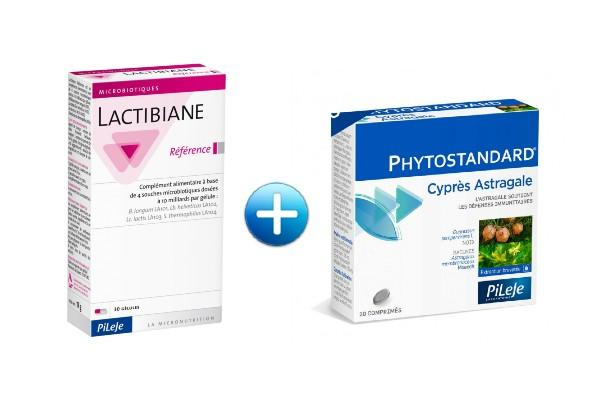 Lactibiane Référence & Phytostandard Cyprès